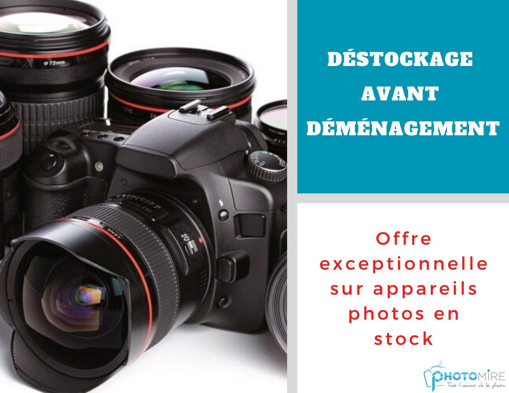 destockage photomire appareils photos